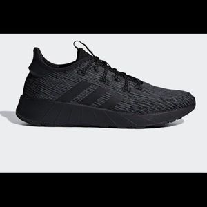 A pair of New women's Adidas Questar X BYD Shoes